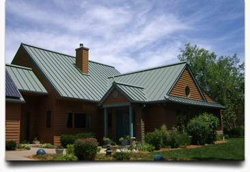 Residential Metal Roofing Cmr Custom Metal Roofing