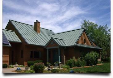Residential Metal Roofing Cmr Custom Metal Roofing